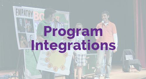 Program Integrations