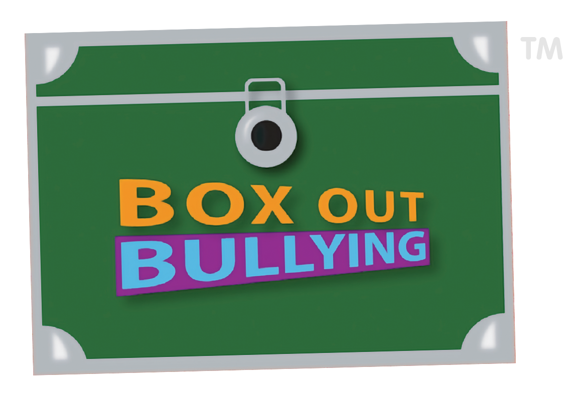 Box Out Bullying Logo