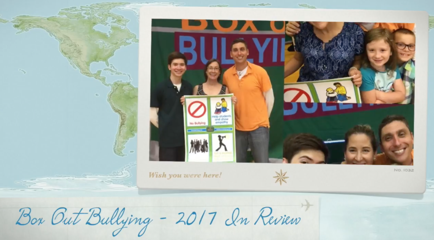 2017 A Year In Review | Box Out Bullying National Tour Wrap Up